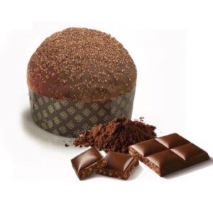 Panettone Rhum e Cioccolato