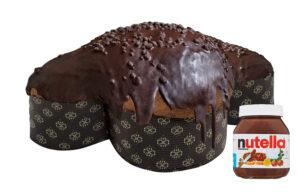 Colomba alla Nutella